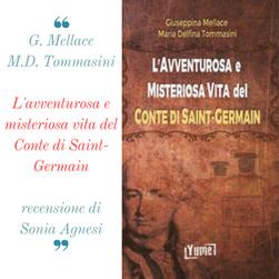 La misteriosa e avventurosa vita del Conte di Saint-Germain: G. MELLACE & M. D. TOMMASINI