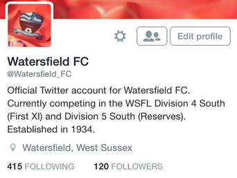 Keep up-to-date with all the latest news via our Twitter page!