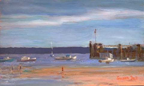 Maine Low Tide