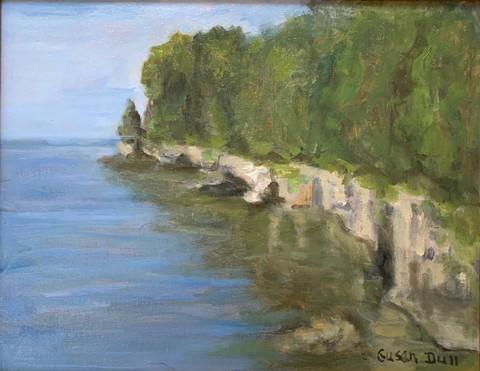 Along the Cliffs