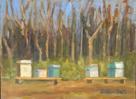 The Bee Hives