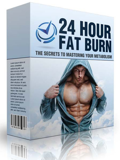 24 Hour Fat Burn Podcast