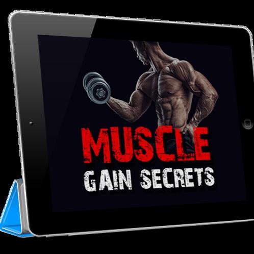 Muscle Gain Secrets- Video Upgrade