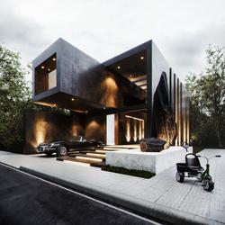 Imagem inspirada no projeto de Carlos Núñez Architects