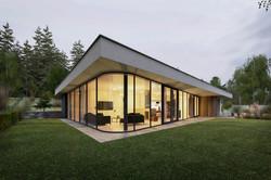 Imagem inspirada no projeto House near Havířov / Kamil Mrva Architects