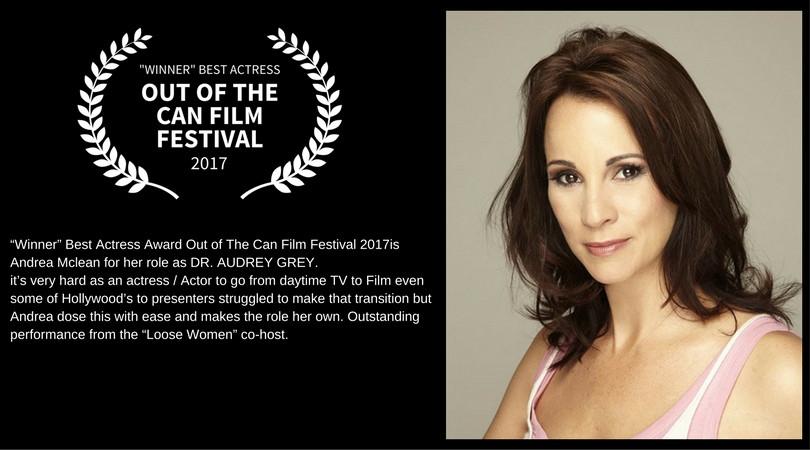 Winner Best Actress