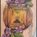 Ring and Lilacs