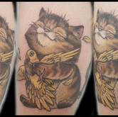 Kitty Hugs
