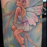 Little girl faery