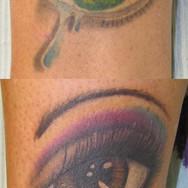 An eye adjustment