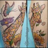 Flower Giraffe