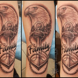 Eagle and Anchor