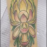 Wrist Lotus