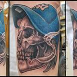 Yankee Skull