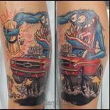 Monster Mustang