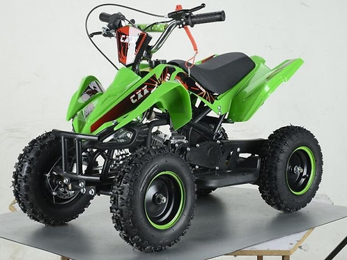 BIG WHEEL 2020 49cc MINI ATV QUAD BIKE BIG WHEEL 6 INCH WHEEL