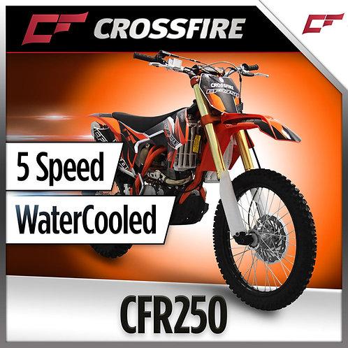 CROSSFIRE CFR 2021