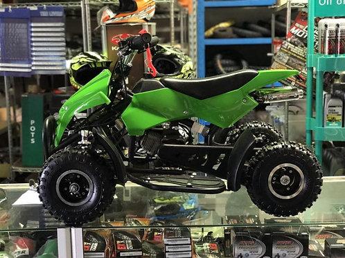 SMALL WHEEL 2020 MINI ATV 49CC KIDS QUAD BIKE WITH SPEED LIMITER