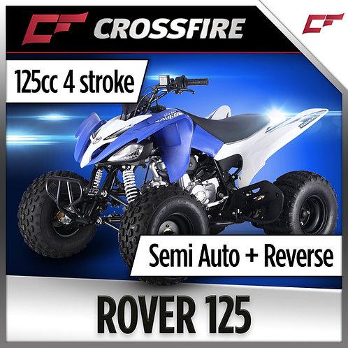 CROSSFIRE ROVER ATV  125CC 2020