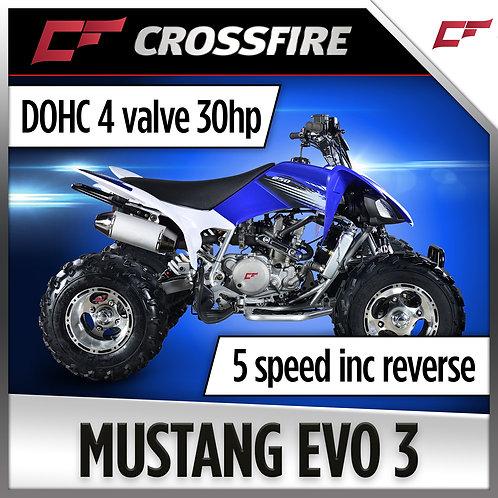 Mustang Evo 3 2020