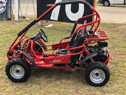 Trail blazer midi xrx 200cc buggy with reverse