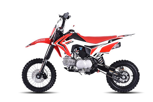 ALL-NEW 2020 DHZ OUTLAW 125EL, Electric Start, Large Wheel