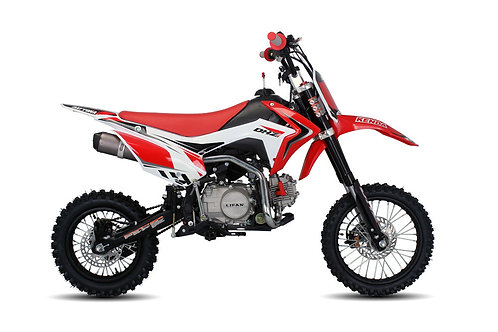 ALL-NEW 2019 DHZ OUT LAW 125E, Electric Start 4 Stroke, Manual, N1234 Up