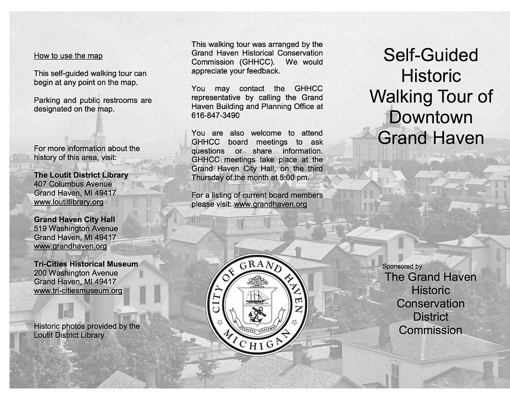 Grand Haven Walking Tour