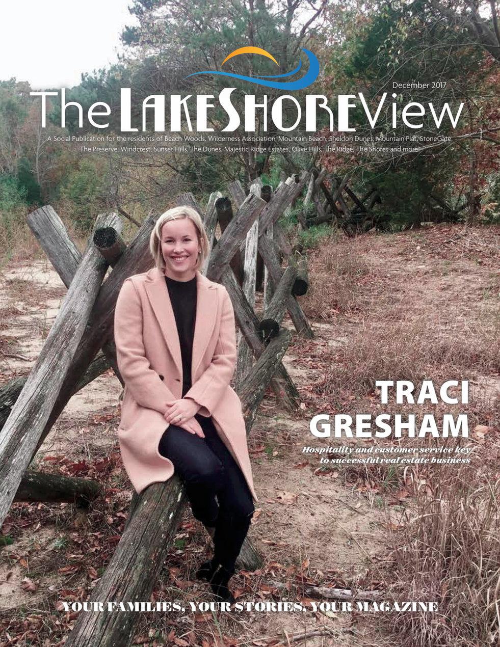 Grand Haven Real Estate Agent, Traci Gresham