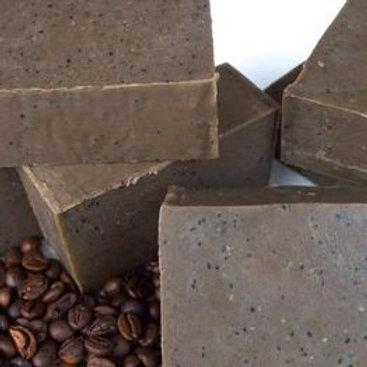 Learn to Make - Coffee Soap (Price for 4 people)