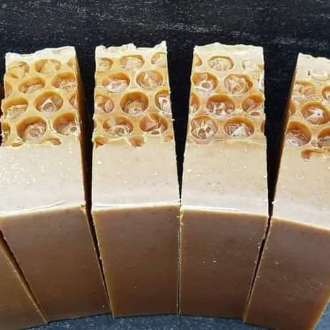 Learn to Make - Honey & Oatmeal Soap (Price for 4 people)