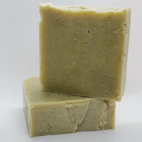 Australian Olive Clay & Sandalwood