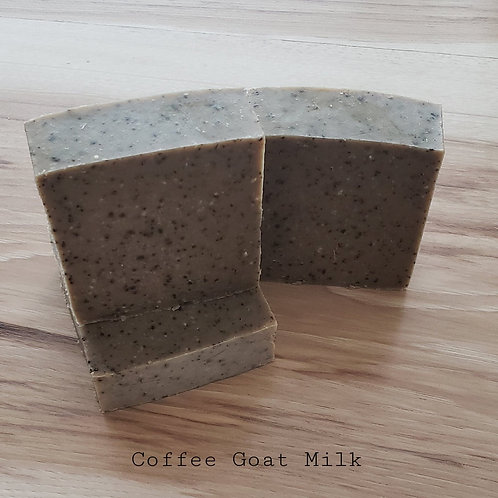 Coffee - Goat Milk
