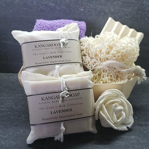 Goat Milk Gift Pack - Lavender