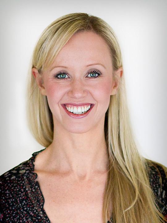 Inspirational Women Series    - Introducing Dr Andrea Robertson