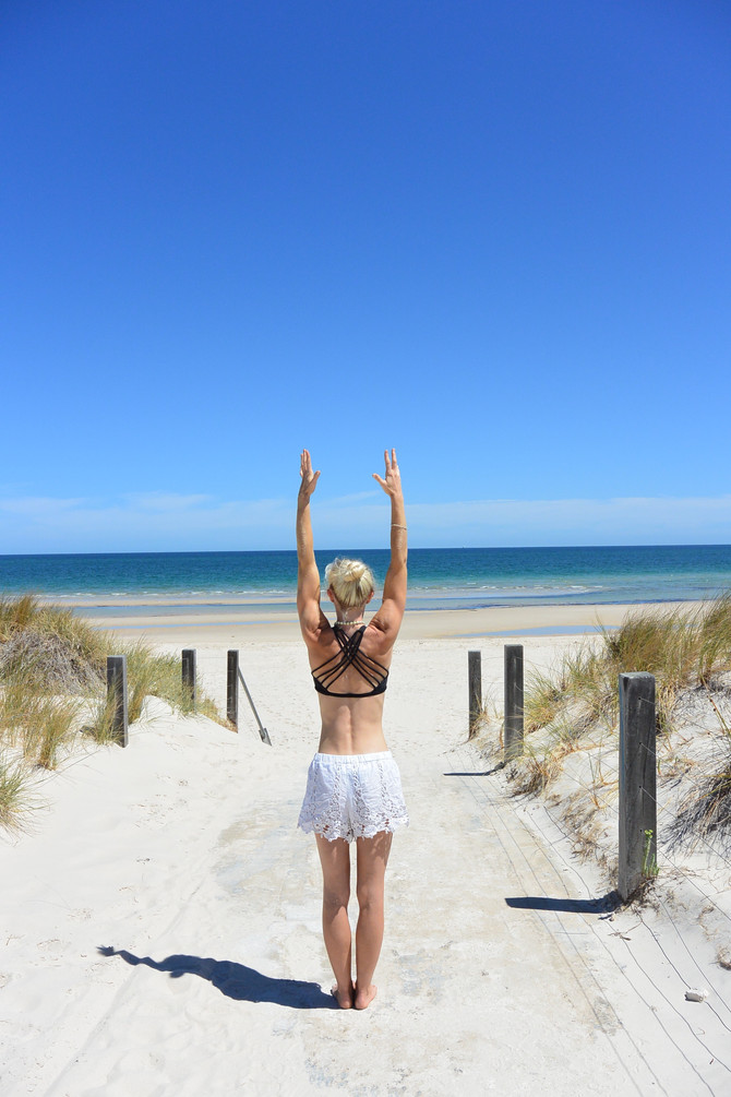 Start Your Day with Sun Salutations