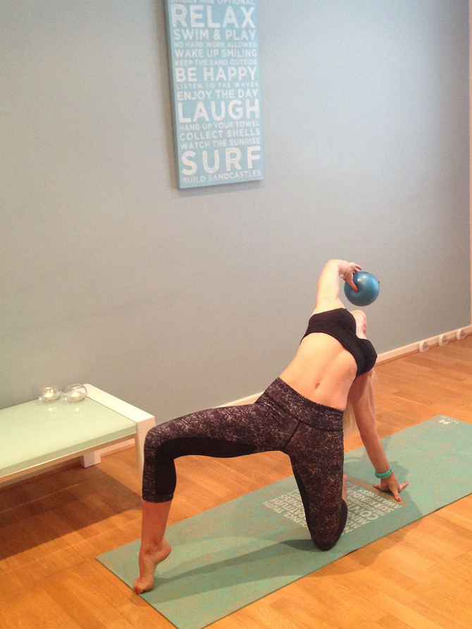 Yogalates - Functional form of movement or fad on the fitness menu?