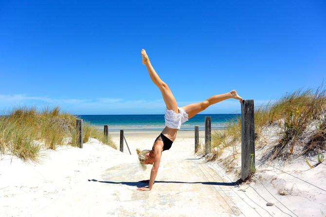 Don't let stress, pain & IBS be your reason for not moving your body -  Make it your reason