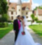 Mariage Château Bourgogne Nevers