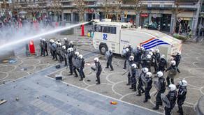 La manifestation en démocratie, terreau de débats ou zone de combat?