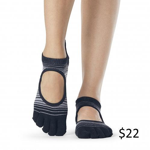 TOESOX full toe grip Bellarina 芭蕾五趾防滑袜