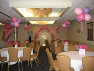 Medium Balloon Topiary Centerpieces