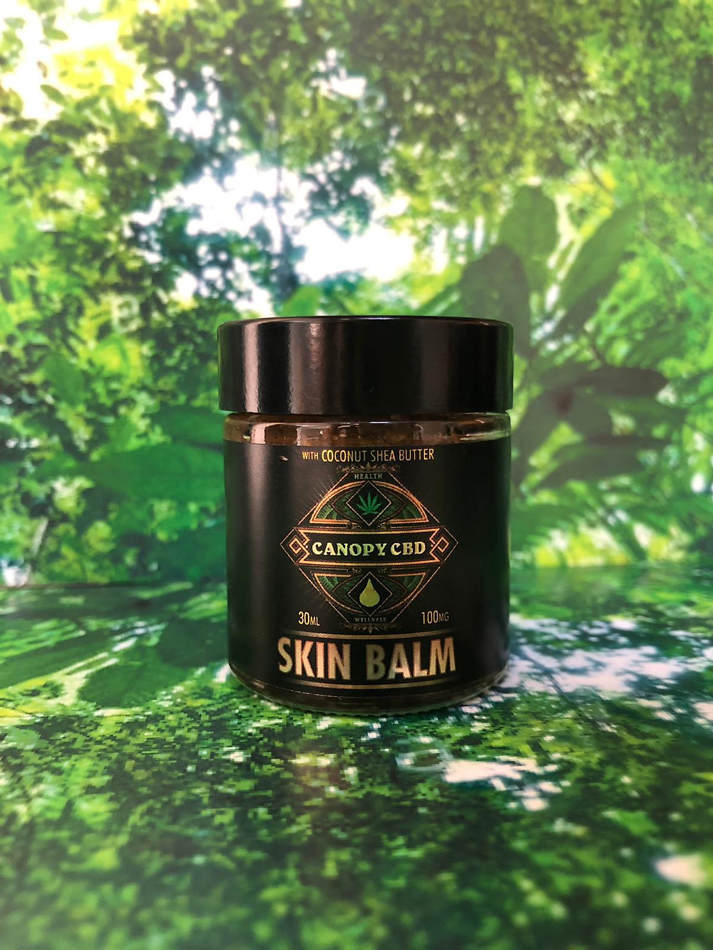 Canopy CBD Skin Cream