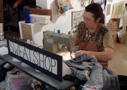 Sweatshop at MTS Gallery