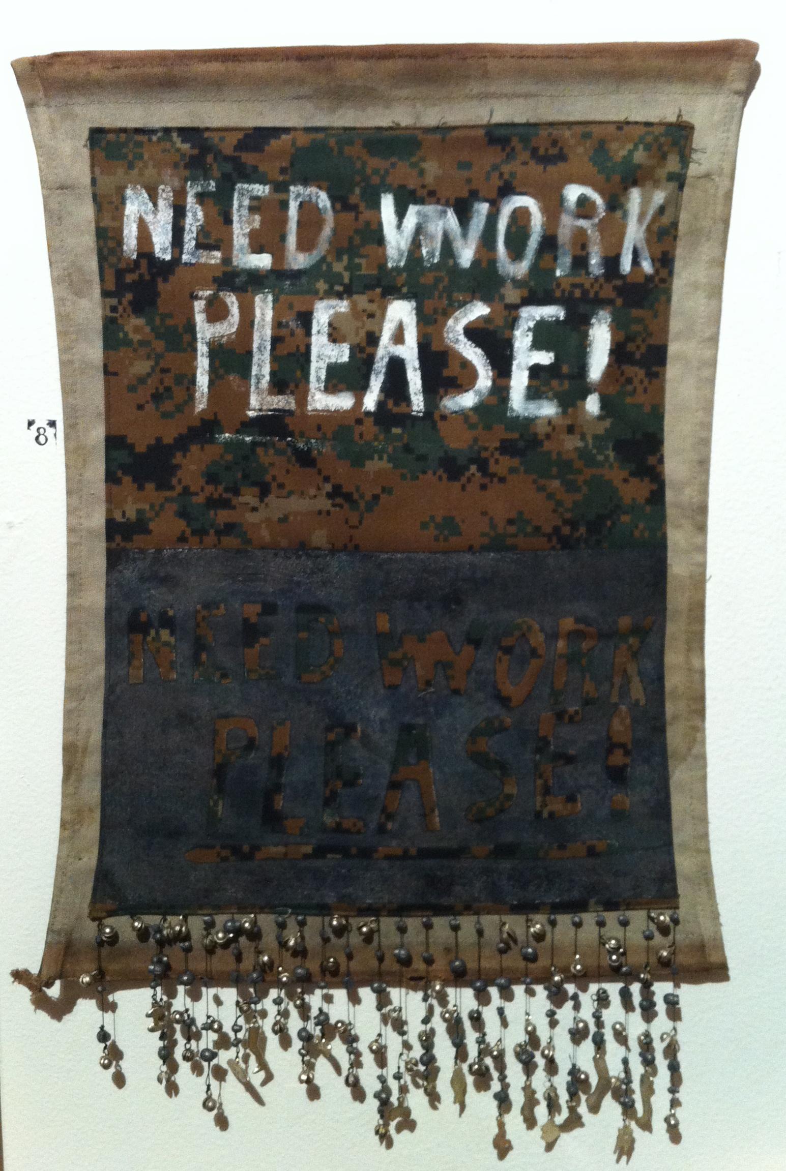 Need Work Please