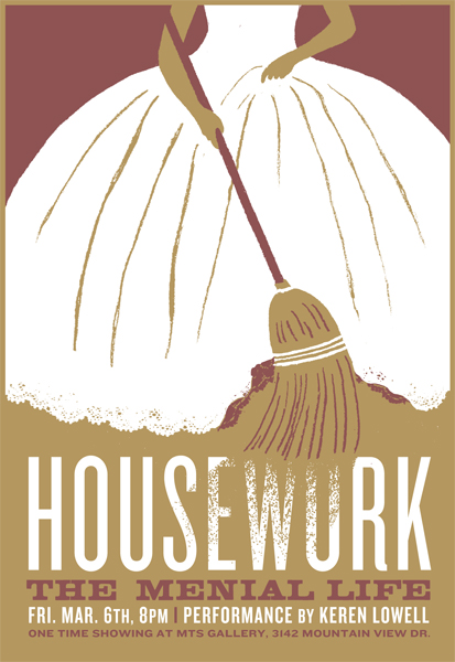 Housework Poster