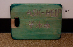 Ask Help by Dawnell Smith