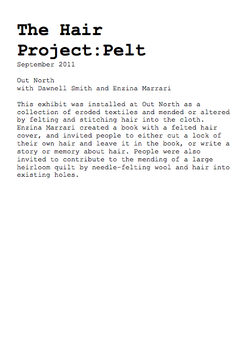 The Hair Project: Pelt