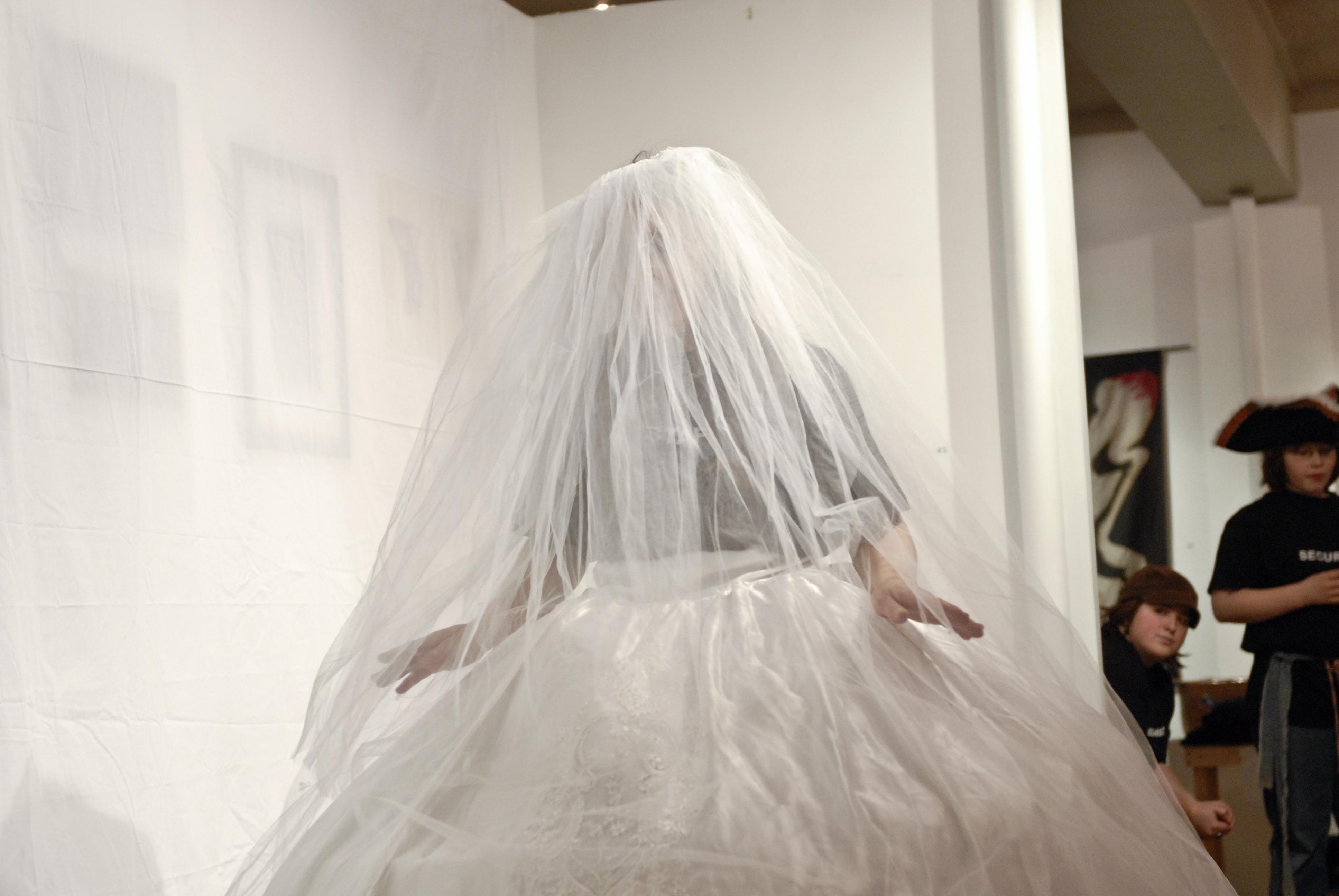 House Work | Wedding Dress Magic