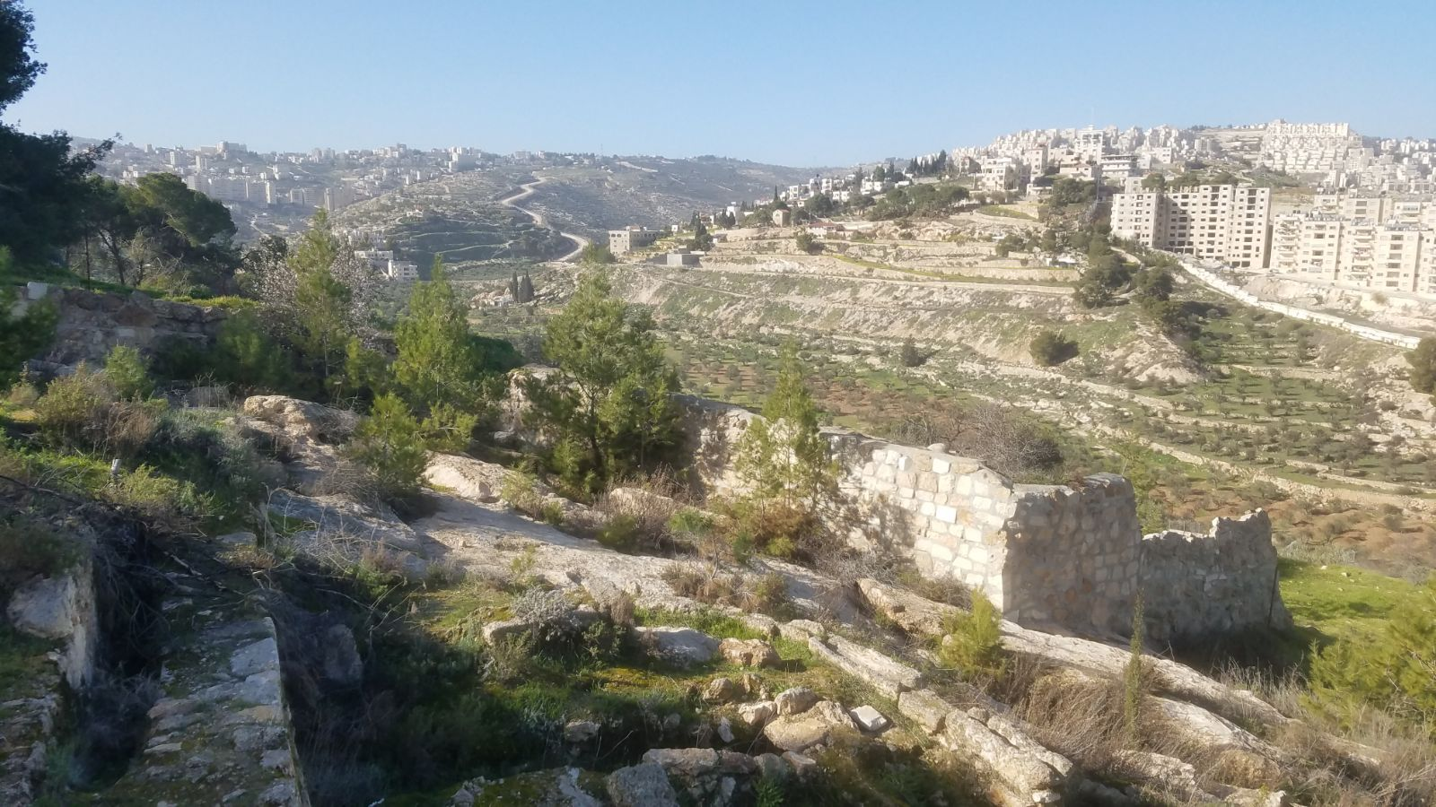 Ruins of Caiaphas Palace-20190125